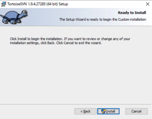 SVN_インストール画面4